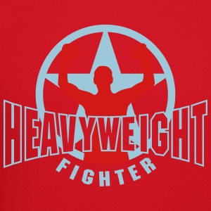 heavyweight fighter T-Shirts - Crewneck Sweatshirt