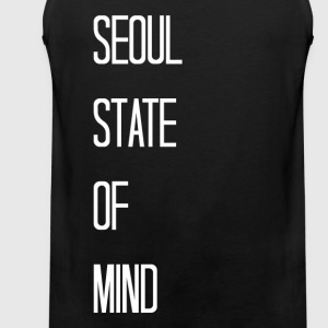 BTS - Seoul State of Mind Women's T-Shirts - Men's Premium Tank