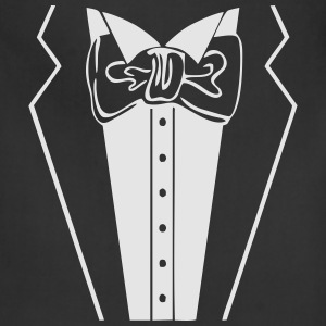 tuxedo T-Shirts - Adjustable Apron
