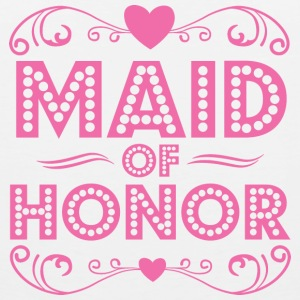 Maid of Honor Phone & Tablet Cases - Men's Premium Tank