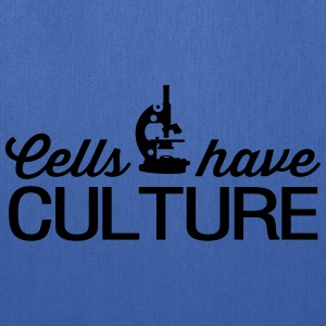 Cells have Culture T-Shirts - Tote Bag
