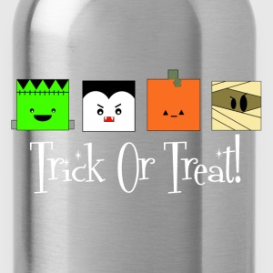 Trick or Treat Monsters - Water Bottle
