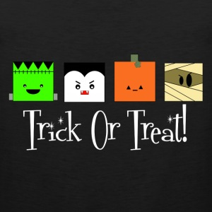 Trick or Treat Monsters - Men's Premium Tank