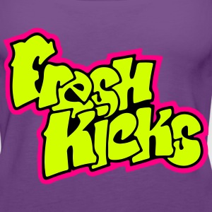 Fresh Kicks Shirt T-Shirts - Women's Premium Tank Top