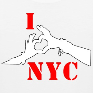 I LOVE NYC - Men's Premium Tank
