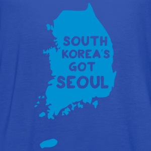 South Koreas Got Seoul Women's T-Shirts - Women's Flowy Tank Top by Bella