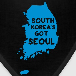 South Koreas Got Seoul T-Shirts - Bandana