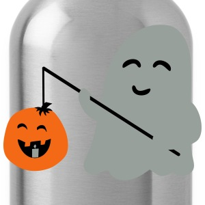 cute halloween lantern Women's T-Shirts - Water Bottle