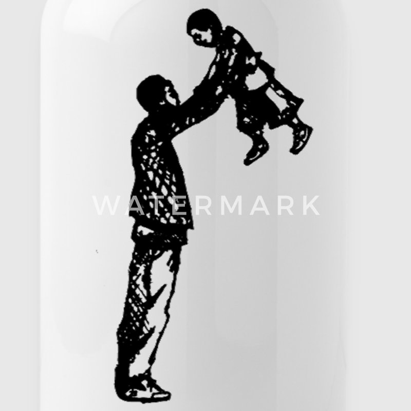 Father & Son Mugs & Drinkware - Water Bottle