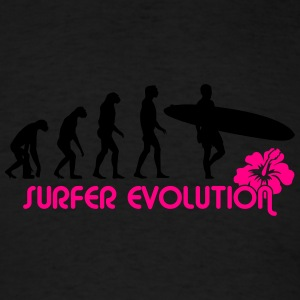 Surfer Evolution Tanks - Men's T-Shirt