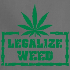 Legalize weed Women's T-Shirts - Adjustable Apron