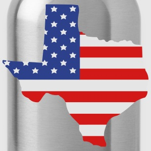 State of Texas T-Shirts - Water Bottle
