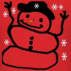 mr_snowman3 Hoodies - Men's T-Shirt