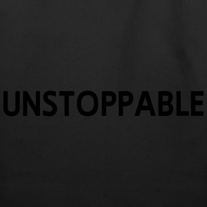 Unstoppable T-Shirts - Eco-Friendly Cotton Tote