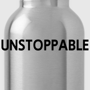 Unstoppable T-Shirts - Water Bottle