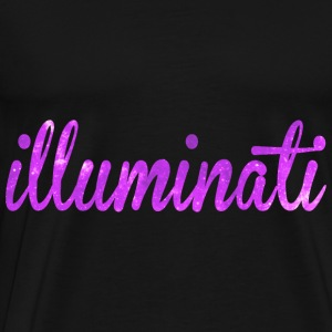 Illuminati Hoodies - Men's Premium T-Shirt