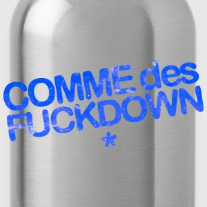 Comme Des Fuckdown Galaxy Hoodies - Water Bottle