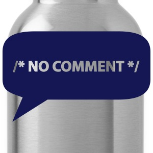 No comment */ T-Shirts - Water Bottle