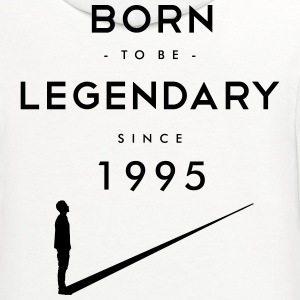Born to be Legendary T-Shirts - Contrast Hoodie
