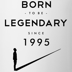 Born to be Legendary T-Shirts - Coffee/Tea Mug
