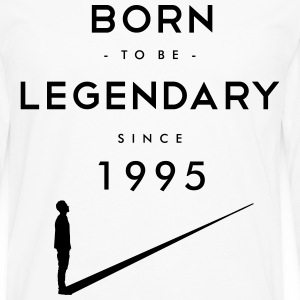 Born to be Legendary T-Shirts - Men's Premium Long Sleeve T-Shirt