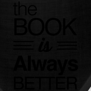 The book is always better T-Shirts - Bandana