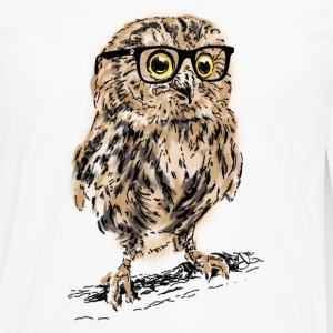 AD owl - Men's Premium Long Sleeve T-Shirt