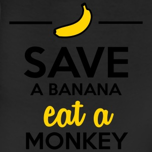 Eating monkey & bananas - Save a monkey  Tanks - Leggings