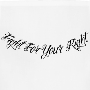 Fight For Your Right 2 T-Shirts - Adjustable Apron