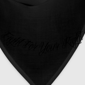 Fight For Your Right 2 Hoodies - Bandana