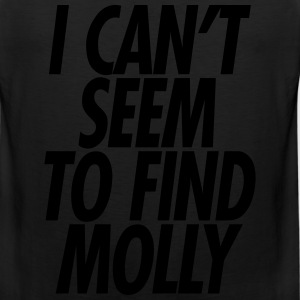 I CANT SEEM TO FIND MOLLY T-Shirts - Men's Premium Tank