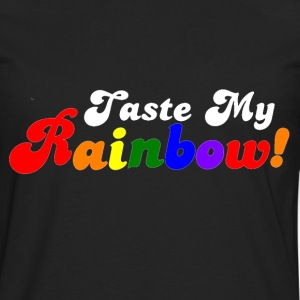 Taste My Rainbow - Men's Premium Long Sleeve T-Shirt