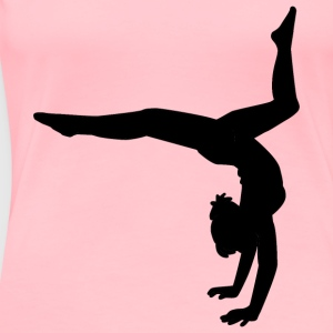 Gymnastics/Dance - Women's Premium T-Shirt