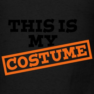 This is my costume Bags & backpacks - Men's T-Shirt