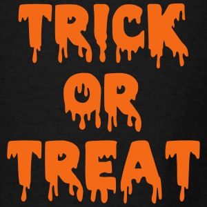 Trick or treat Bags & backpacks - Men's T-Shirt
