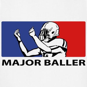 MAJOR BALLER T-Shirts - Adjustable Apron