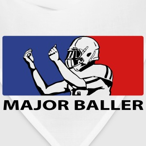 MAJOR BALLER T-Shirts - Bandana