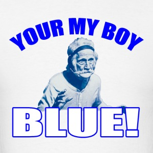 MY BOY BLUE Hoodies - Men's T-Shirt