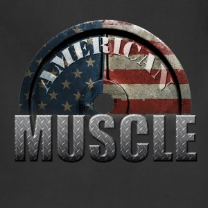 AMERICAN MUSCLE T-Shirts - Adjustable Apron