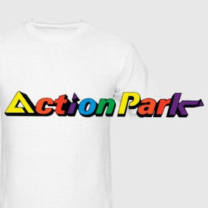 Action Park Bandana - Men's T-Shirt