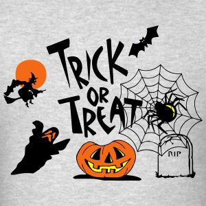 TRICK OR TREAT Hoodies - Men's T-Shirt