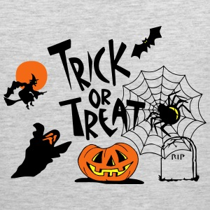 TRICK OR TREAT Hoodies - Men's Premium Tank
