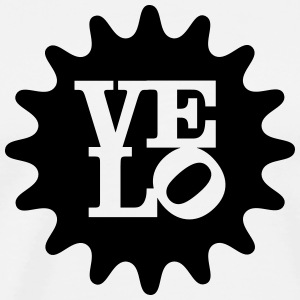 Velo Love Hoodies - Men's Premium T-Shirt
