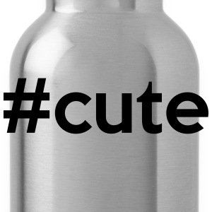 cute tag T-Shirts - Water Bottle