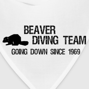 Beaver Diving Team - Bandana