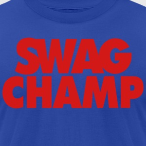 SWAG CHAMP - Men's T-Shirt by American Apparel