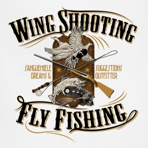 wingshooting_fly_fishing Women's T-Shirts - Adjustable Apron