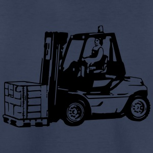 forklift (1 color) Kids' Shirts - Toddler Premium T-Shirt