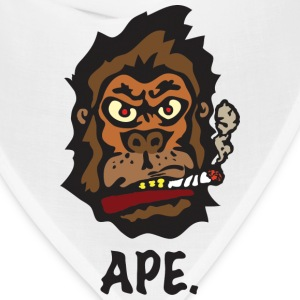 Ape Long Sleeve Shirts - Bandana