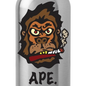 Ape Long Sleeve Shirts - Water Bottle